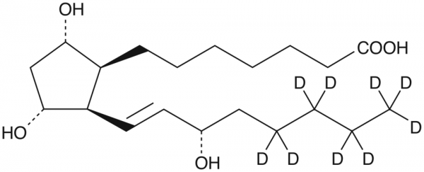 8-iso Prostaglandin F1alpha-d9