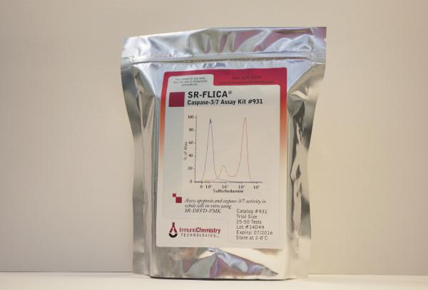 SR-FLICA(TM) Caspases-3/7 Assay Kit