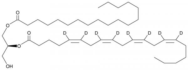 1-Stearoyl-2-Arachidonoyl-sn-Glycerol-d8