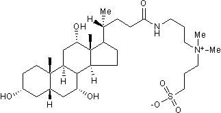 CHAPS ((3-[(3-Cholamidopropyl)dimethylammonio]-1-propanesulfonate))