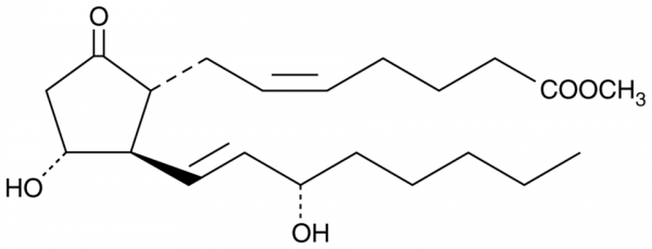 Prostaglandin E2 methyl ester