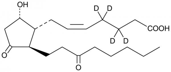 13,14-dihydro-15-keto Prostaglandin D2-d4