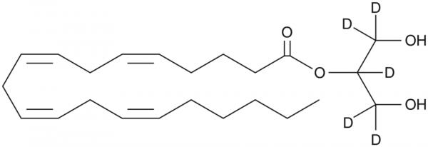 2-Arachidonoyl Glycerol-d5