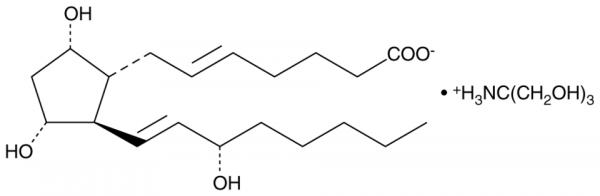 5-trans Prostaglandin F2alpha (tromethamine salt)