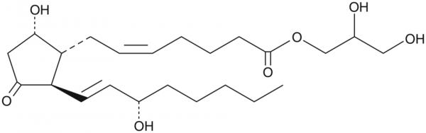 Prostaglandin D2-1-glyceryl ester
