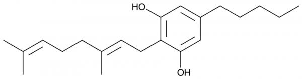 Cannabigerol (CRM)