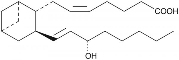 Carbocyclic Thromboxane A2