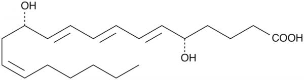 6-trans-12-epi Leukotriene B4