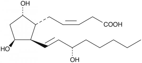 2,3-dinor-11beta-Prostaglandin F2alpha