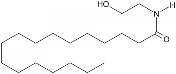 Heptadecanoyl Ethanolamide