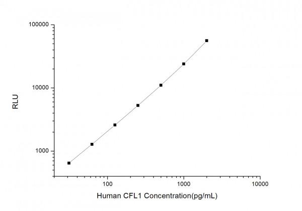 Human CFL1 (Cofilin 1, Non-Muscle) CLIA Kit