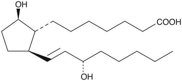 11-deoxy Prostaglandin F1beta