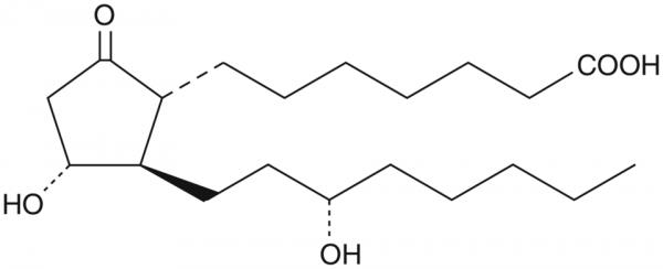 13,14-dihydro Prostaglandin E1