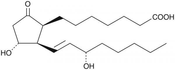 8-iso Prostaglandin E1