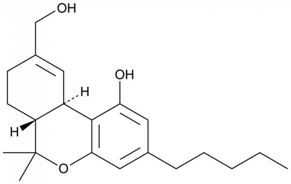 (±)-11-hydroxy-Delta9-THC (CRM)