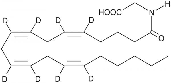 Arachidonoyl Glycine-d8