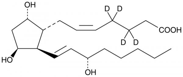 11beta-Prostaglandin F2alpha-d4