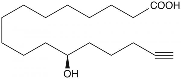 12(S)-hydroxy-16-Heptadecynoic Acid