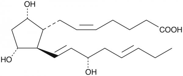 17-trans Prostaglandin F3alpha