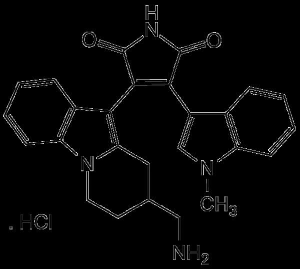 Bisindolylmaleimide X-Hydrochloride
