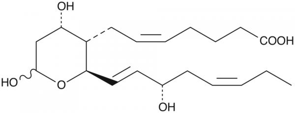 Thromboxane B3
