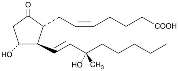15(S)-15-methyl Prostaglandin E2