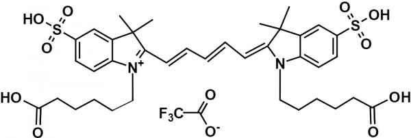 Cyanine 5 bisacid [equivalent to Cy5(R) bisacid]