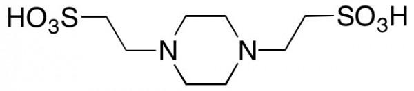 PIPES Free Acid (Piperazine-N,N'-bis(2-ethane sulfonic acid))