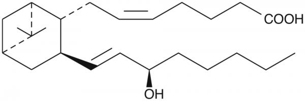 15(R)-Pinane Thromboxane A2