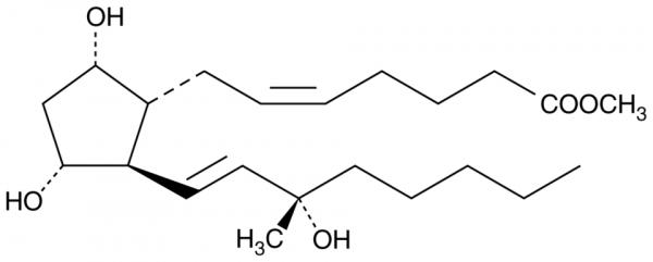 15(S)-15-methyl Prostaglandin F2alpha methyl ester