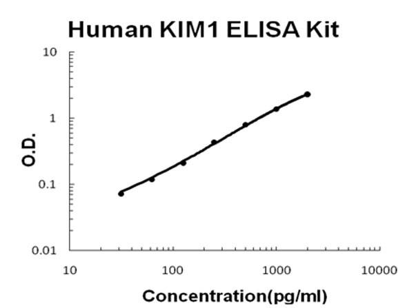 Human KIM1 ELISA Kit