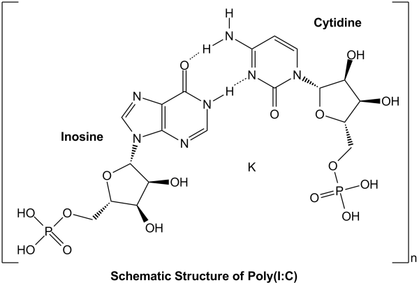 Polyinosinic-polycytidylic acid [Poly(I:C)] Endotoxin-free (sterile)