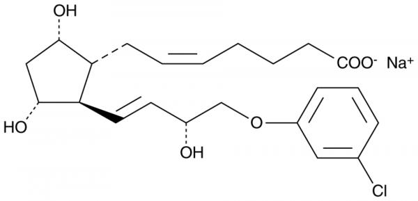 (+)-Cloprostenol (sodium salt)
