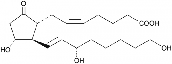 20-hydroxy Prostaglandin E2