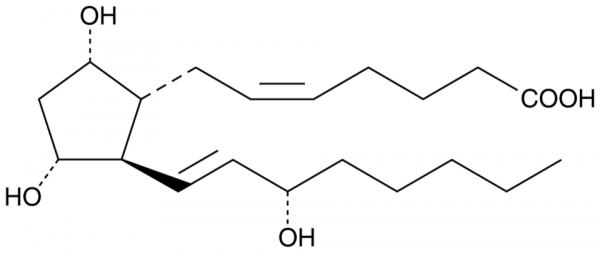Prostaglandin F2alpha