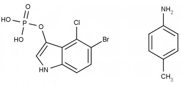 BCIP, p-toluidine salt