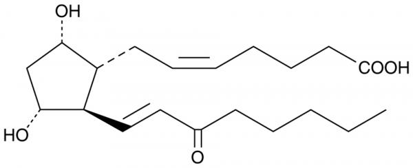 15-keto Prostaglandin F2alpha