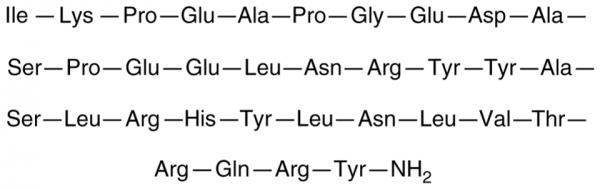 Peptide YY (3-36)