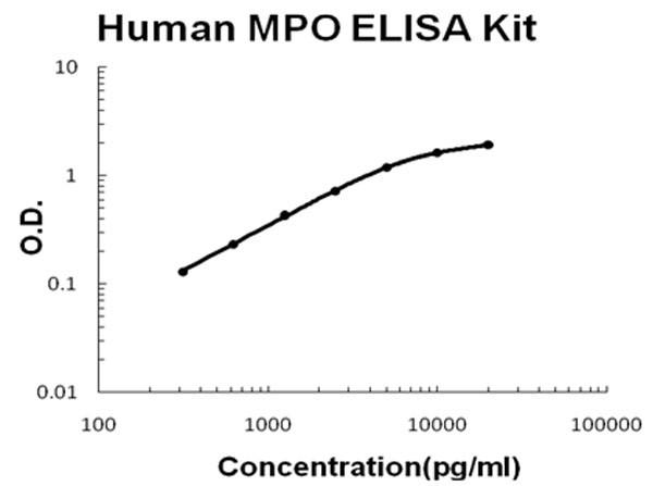 Human MPO ELISA Kit