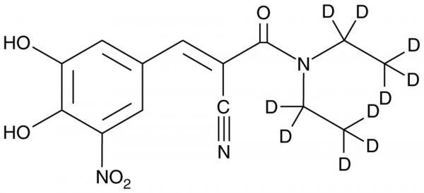 Entacapone-d10