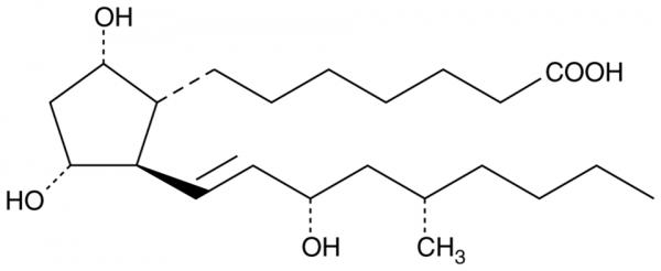 17,20-dimethyl Prostaglandin F1alpha