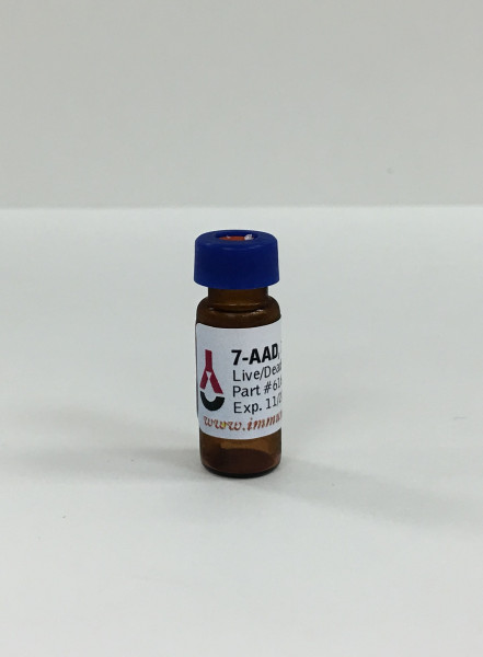 7-AAD Red Fluorescent Vital Stain