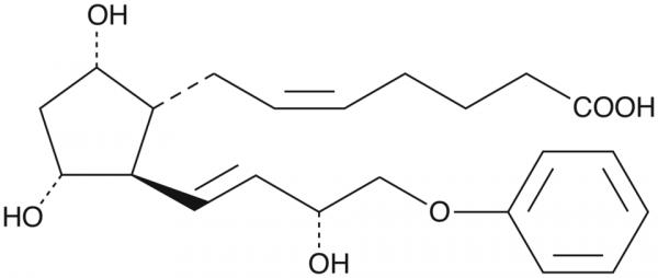 16-phenoxy tetranor Prostaglandin F2alpha