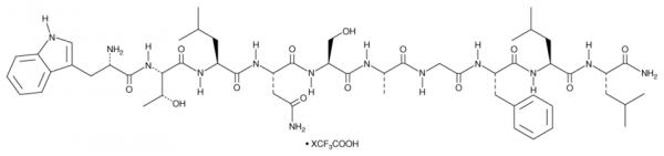 Galanin (2-11) amide (human, mouse, rat, porcine, bovine, ovine) (trifluoroacetate salt)
