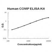 COMP BioAssay(TM) ELISA Kit, Human