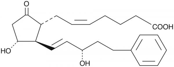 17-phenyl trinor Prostaglandin E2