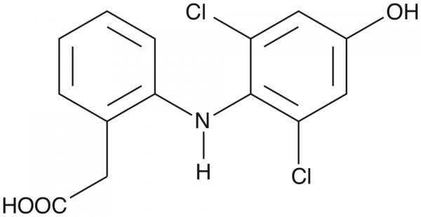 4-hydroxy Diclofenac