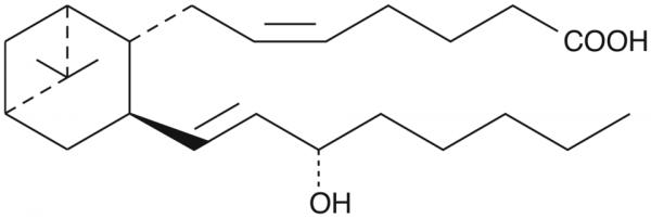 Pinane Thromboxane A2
