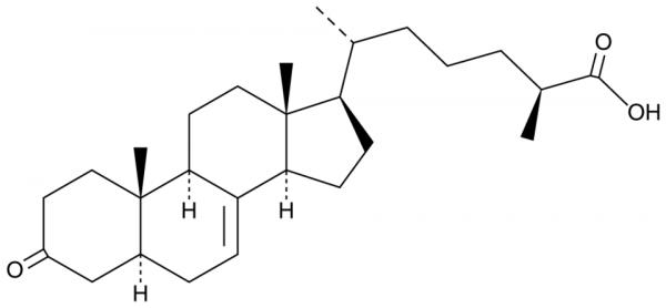 (25S)-Delta7-Dafachronic Acid