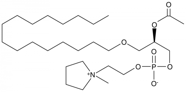 Pyrrolidino PAF C-16